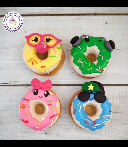 Cartoon Themed Donuts 03