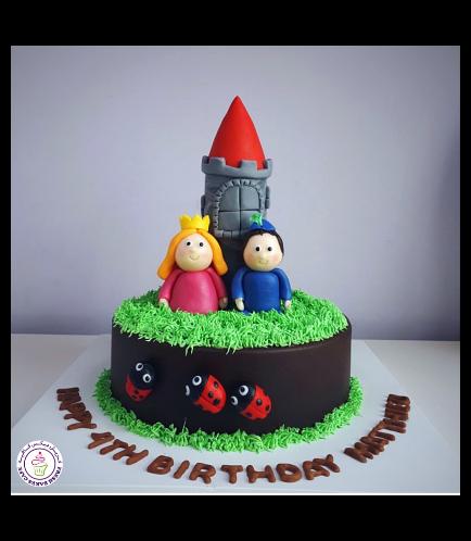 Cake - Princess & Elf