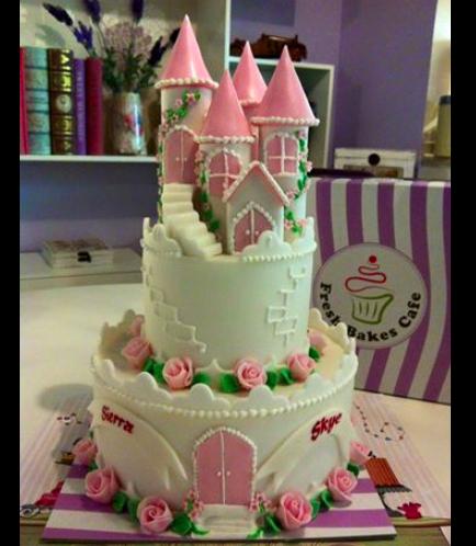Cake - 2 Tier 01