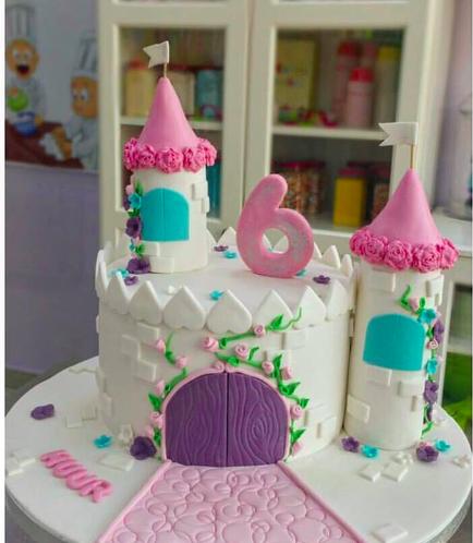 Cake - 1 Tier