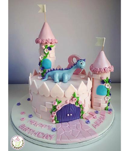 Cake - Dinosaur