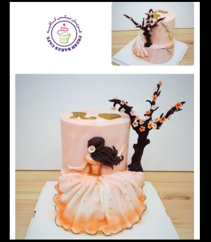 Cake - Cherry Blossom - Dress 02