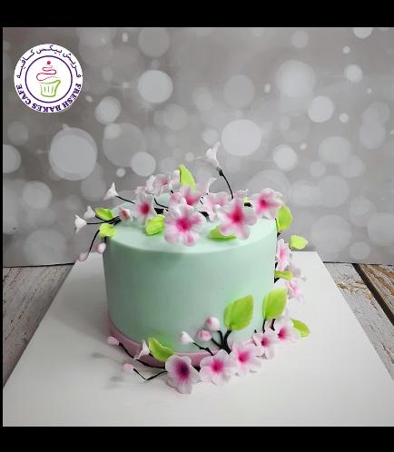 Cake - Cherry Blossom 06