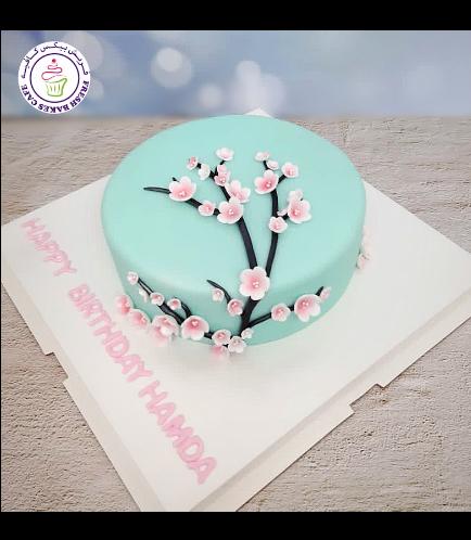 Cake - Cherry Blossom 08