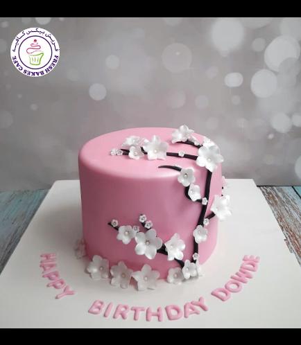 Cake - Cherry Blossom 09