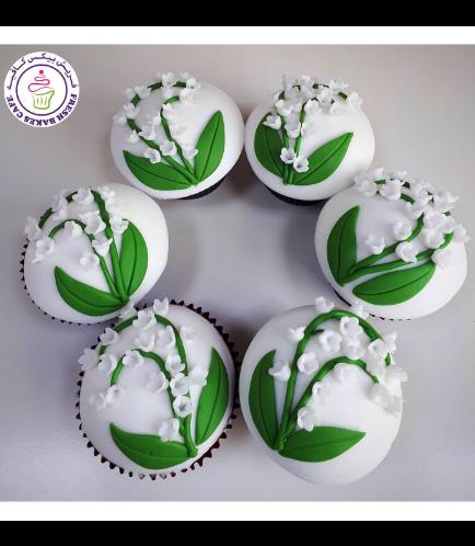 Cupcakes - Cherry Blossom 01