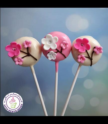 Donut Pops - Cherry Blossom