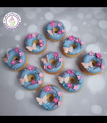Donuts - Butterflies & Cherry Blossoms