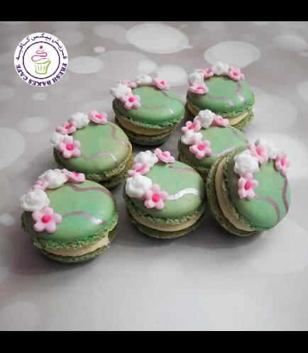 Macarons - Cherry Blossom 01