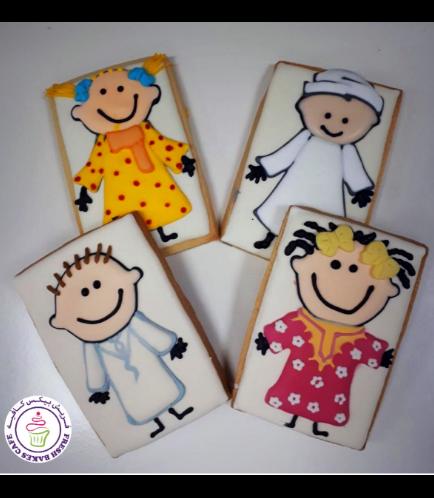 Children Themed Cookies 03