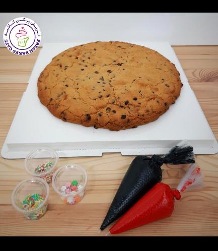 Chocolate Chip Cookie Cake Kit