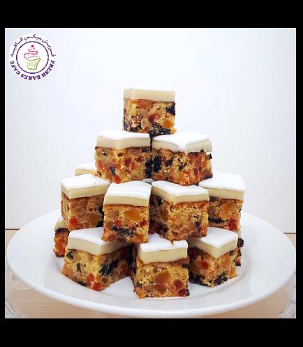 Cake - Dessert - Mini Christmas Bites