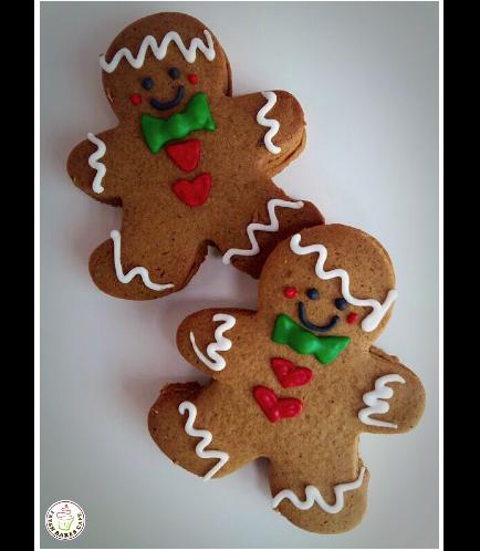 Gingerbread Cookies 01