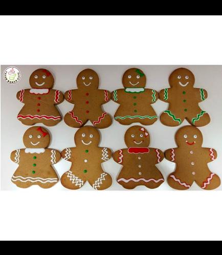 Gingerbread Cookies 5