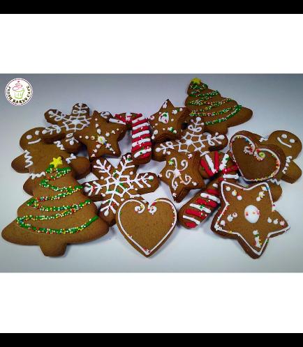 Gingerbread Cookies 11