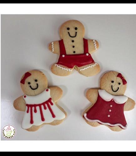 Gingerbread Cookies 13