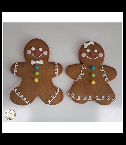 Gingerbread Cookies 05