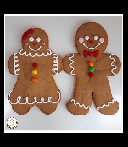 Gingerbread Cookies 15