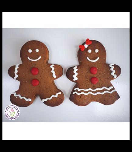 Gingerbread Cookies 06