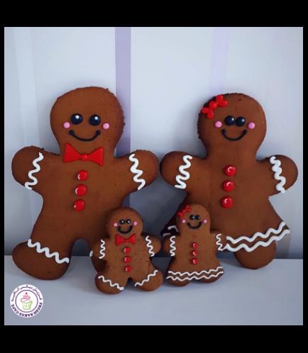 Gingerbread Cookies 09