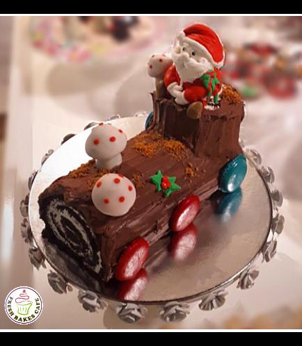 Cake - Log Cake 06b
