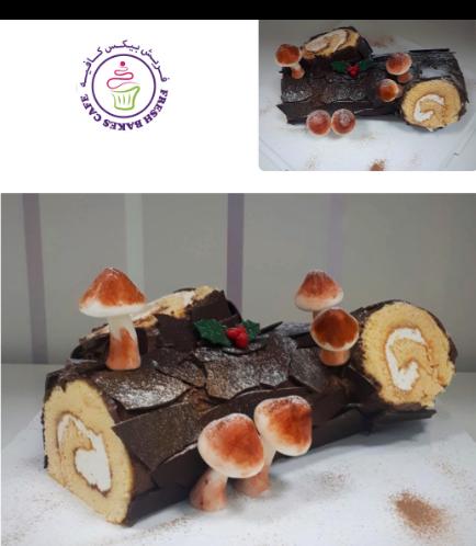 Cake - Log Cake 09