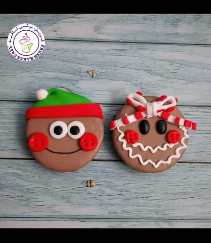 Desserts - Brownies - Gingerbread Men 02