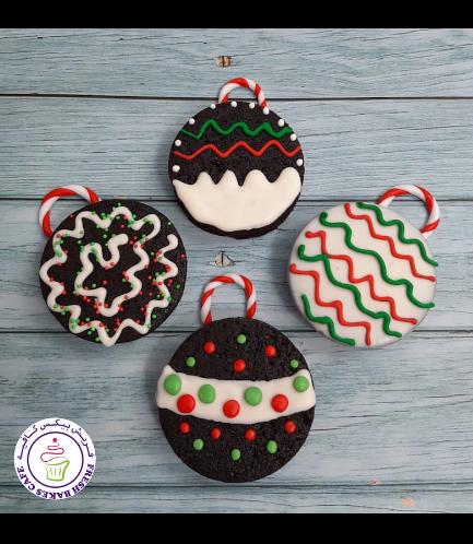 Desserts - Brownies - Ornaments