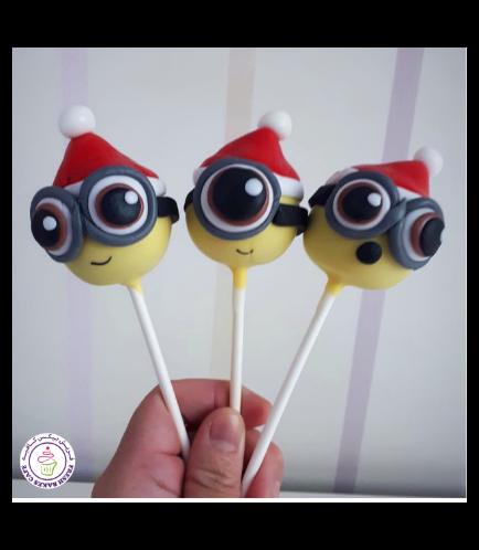 Cake Pops - Minions 02