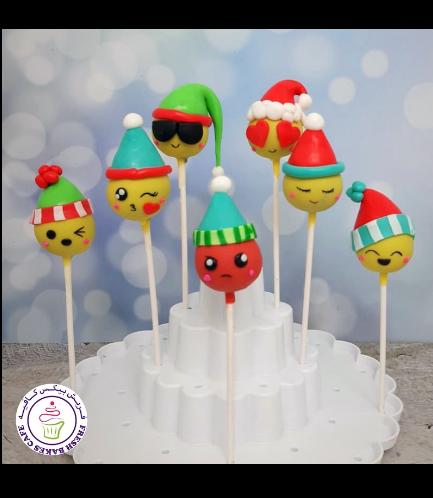 Cake Pops - Emojis