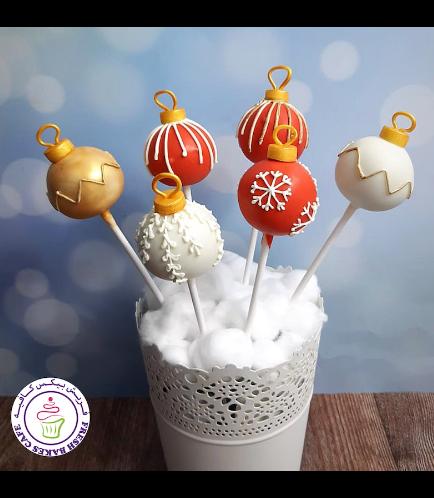 Cake Pops - Ornaments 01