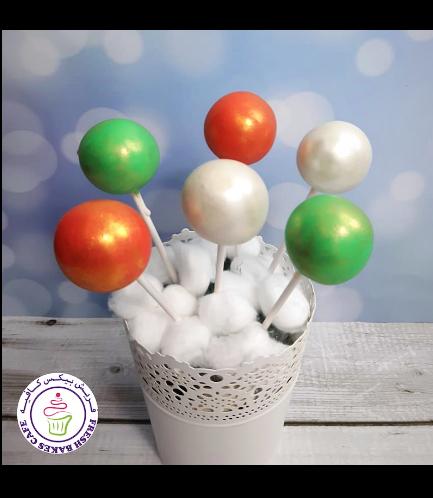 Cake Pops - Ornaments 02