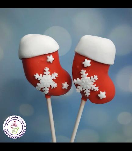Cake Pops - Stuffed Stockings 01