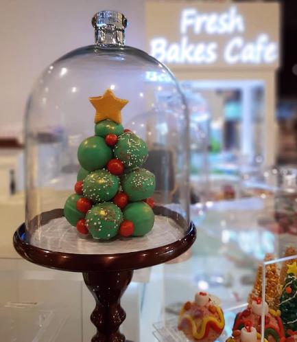 Cake Pops Tower - Christmas Tree 01b