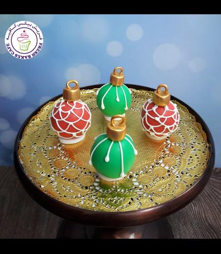 Cake Pops w/o Sticks - Ornaments 02