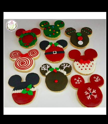 Christmas Themed Cookies 10