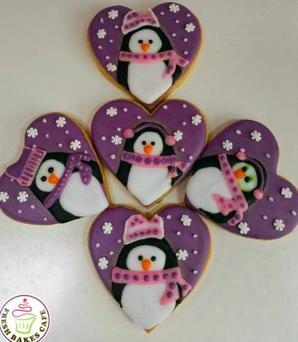 Christmas Themed Cookies 8