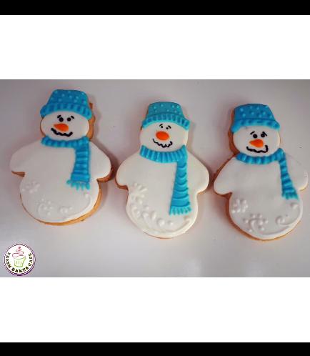Christmas Themed Cookies 22