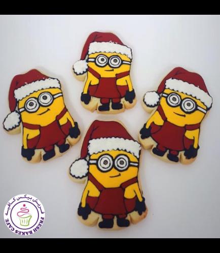Cookies - Sugar Cookies - Minions 02