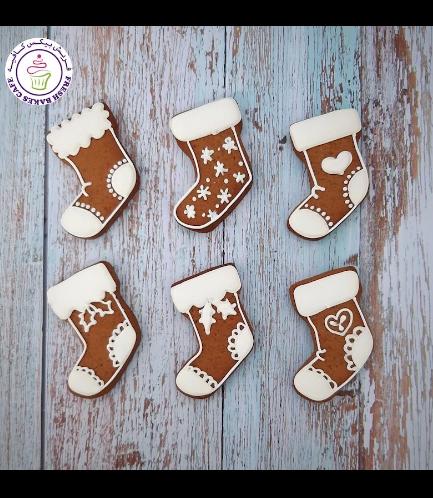 Cookies - Gingerbread Cookies - Stockings