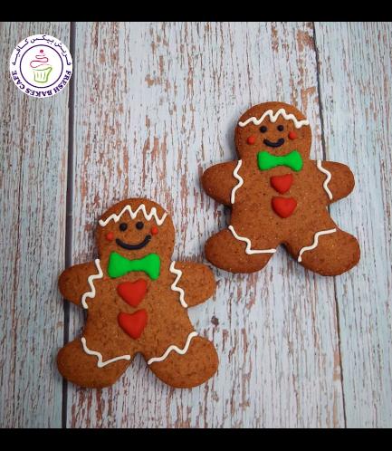 Cookies - Gingerbread Man Cookies - Boys 01