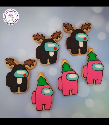 Cookies - Sugar Cookies - Among Us 01