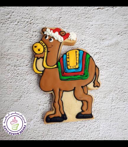 Cookies - Sugar Cookies - Camel 01
