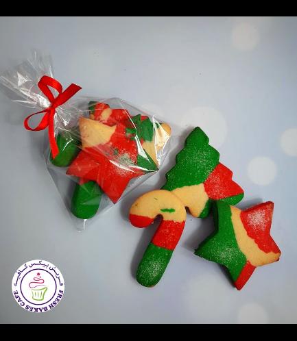 Cookies - Sugar Cookies - Colored Dough