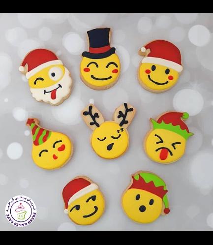 Cookies - Sugar Cookies - Emojis