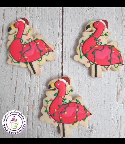 Cookies - Sugar Cookies - Flamingo 02
