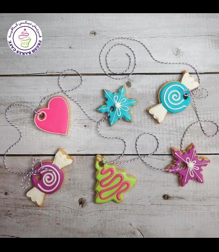 Cookies - Sugar Cookies - Garland