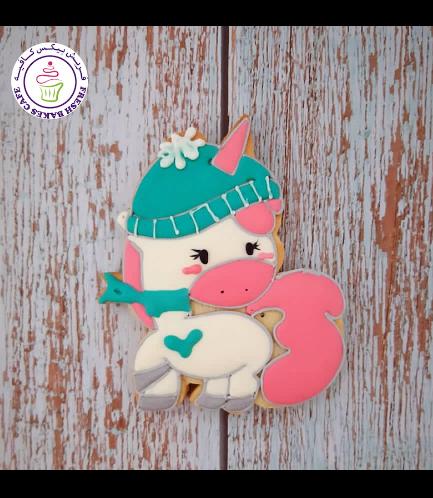 Cookies - Sugar Cookies - Unicorn 02