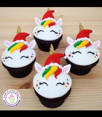 Cupcakes - Unicorn 01