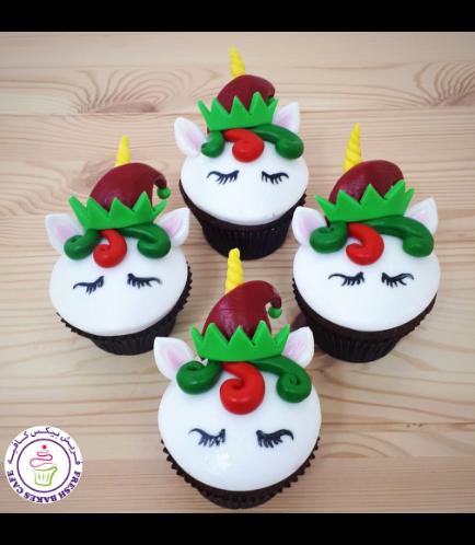 Cupcakes - Unicorn 02